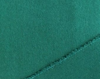 Wool Fabric / Green Wool Fabric / Classic Wool Fabric / Green Wool / Wool Yardage