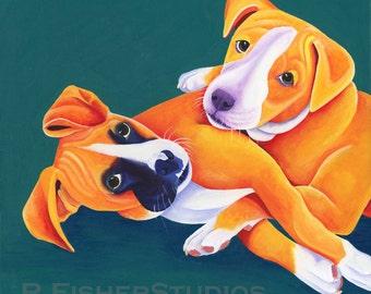 Custom Dog Portrait, Custom Pet Portrait, Custom Dog Painting, Custom Pet Painting, Pet Memorial Art, Custom Cat Painting, Custom Artwork