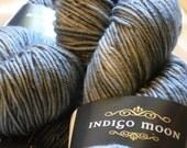 Yarn Merino Wool Grey Han...