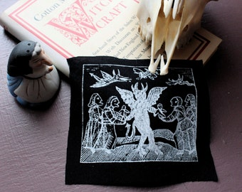 Witches Sabbath Patch