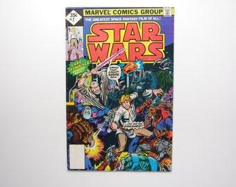 Star Wars #2 - 2nd printing NM- Condition - Marvel Comics - Star Wars Comic