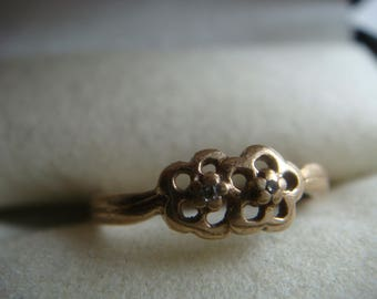 Vintage Child's Ring