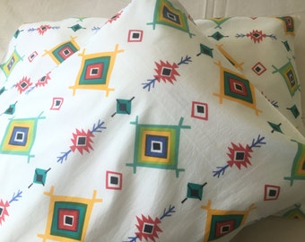 100% Cotton Aztec Printed Pillowcases