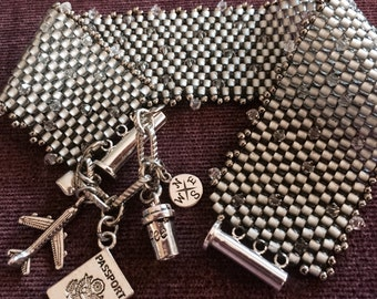 Love to Travel Bracelet