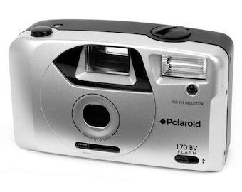 Polaroid 170BV Vintage Compact 35mm Point & Shoot Retro Film Camera