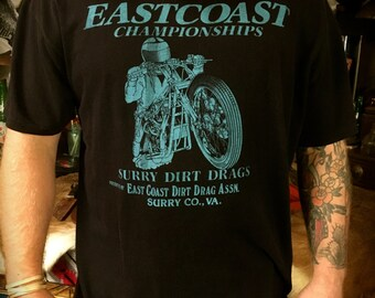 Vintage EastCoast Championships T-shirt Size L