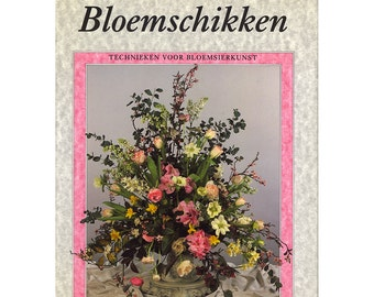 Book-Bloemschikken by Shirley Monkton (Dutch Edition)