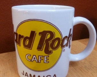 Hard Rock Cafe Jamaica mug now closed