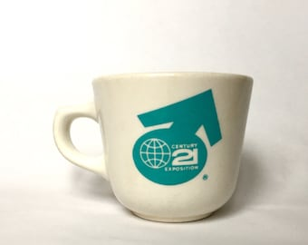Seattle Worlds Fair Coffee Cup