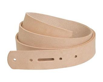 Leather belt blanks, 1 1/2 inch leather belt, unfinished leather belts, do it yourself belt blank,