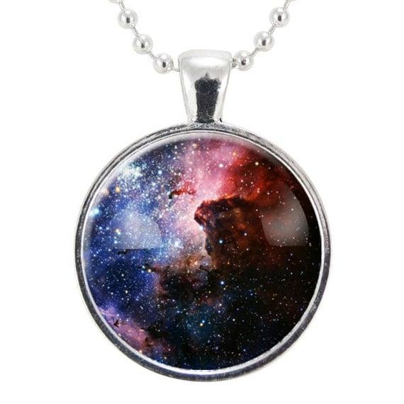 necklaces etsy nebula - photo #19