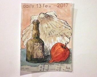 daily 13 fev 2017