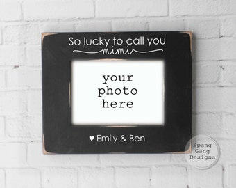 Mimi Gift   Personalized gift for Mimi   Mothers Day gift for Mimi   Personalized Frame   Mimi Sign   Grandparents Day Mimi G04LuckyCall