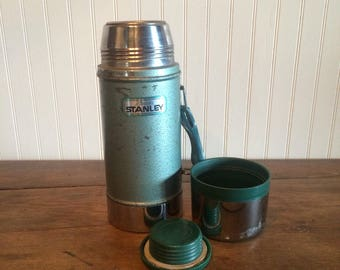 Vintage Stanley Thermos Wide Mouth Coffee Thermos