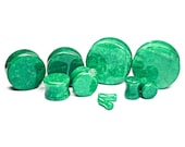 "6g (4mm) - 1-1/4"" (32mm) Jade Plugs"