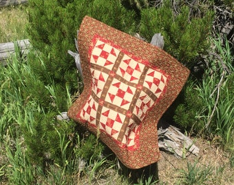 Mini Churn Dash Quilt kit