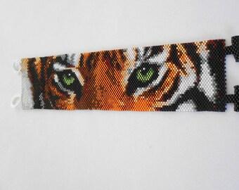 Eyes Of The Tiger Bracelet