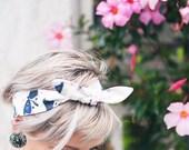 Moth Headscarf