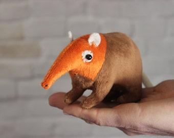 Elephant shrew stuffed toy - stuffed animals - plush toys - plushies