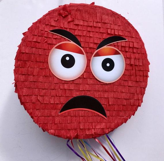 Angry Emoji Pinatas