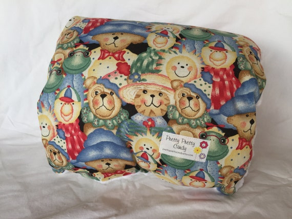 Animal Breastfeeding Pillow : Teddy Bear Animals Baby Nursing Arm Pillow