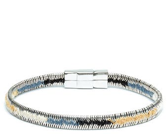 Palladium bracelet Victor Hugo