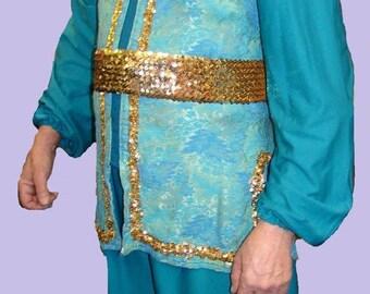 Costume Adult Man Sultan Medium