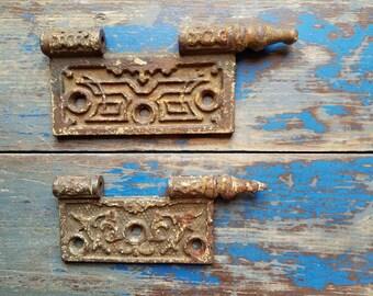 VICTORIAN DOOR HINGES