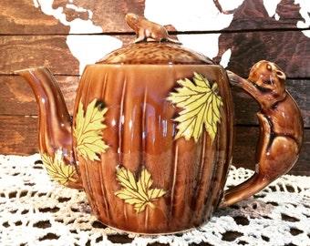 Vintage Canadiana Teapot