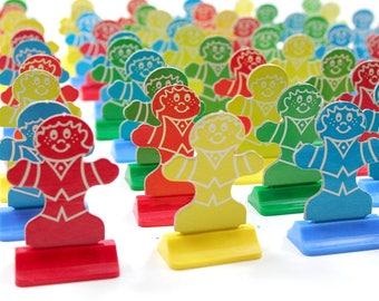 Vintage Candyland Gingerbread Men