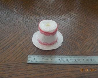 Top miniature Hat 1/12th