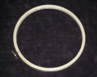 7 inch wooden embroidery hoop,screw open,embroidery,needlework,quilting,craft frame