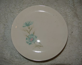 Vintage Taylor, Smith, Taylor Boutonniere Salad or Pie Plates