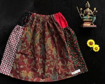 Gathering Treasures Skirt size 2