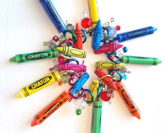 Crayon bracelet/Beadiebracelet