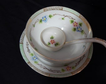 1940's Mayo/Condiment Bowl Set Made in Japan