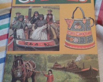 The Story of Our Canals by Ladybird Vintage Book