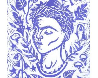 Limited Edition 'Frida' Print