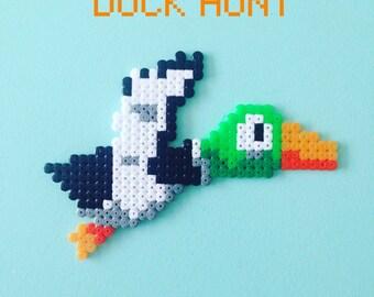 Bead sprite Duck Hunt 8-bit