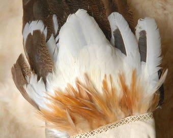Wing Fan - Smudge Fan - Ceremonial Fan