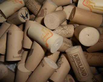 100 Synthetic Wine Corks