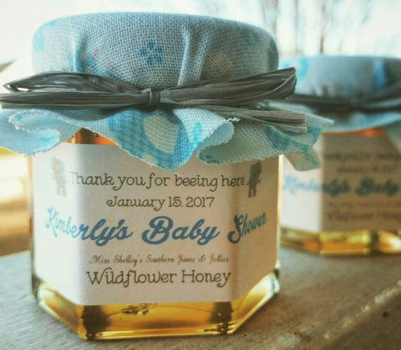 Baby Shower Favors 70-75 2oz Honey Jar Favors It's A
