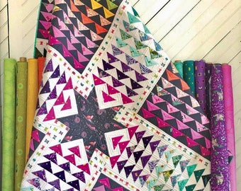 Wayfinder Quilt Kit by Tula Pink