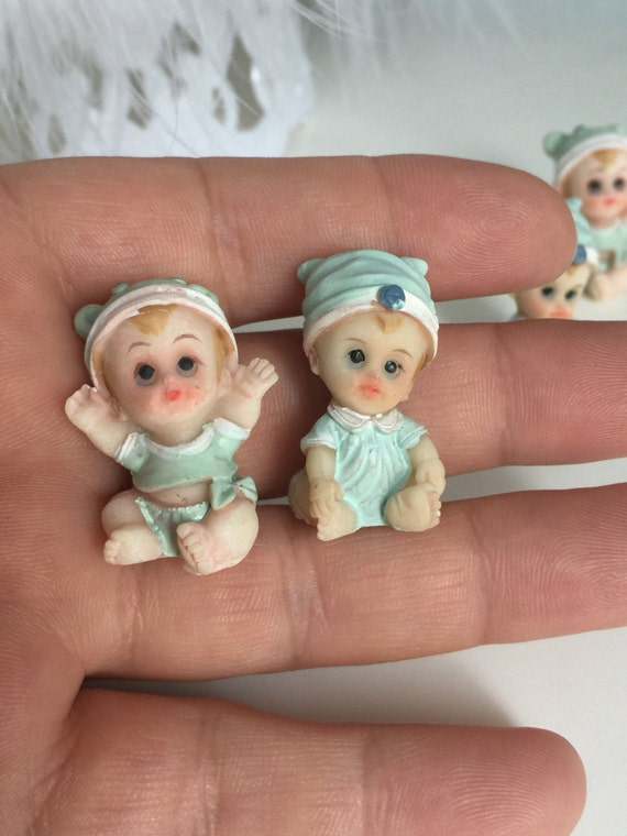 baby doll baby shower craft doll baby boy miniature figurine baby