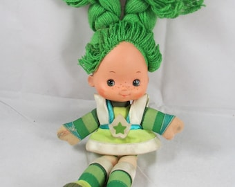 Patty O'Green Rainbow Brite Doll  Vintage 1983 Hallmark Mattel Toy