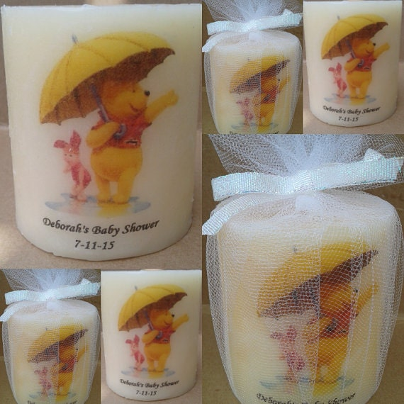 Winnie The Pooh Baby Shower Winne The Pooh Favors Winnie The