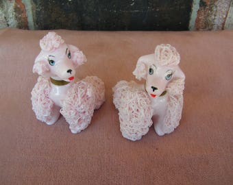 Pink Poodle Shakers