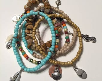 Bracelet Set - The Beach