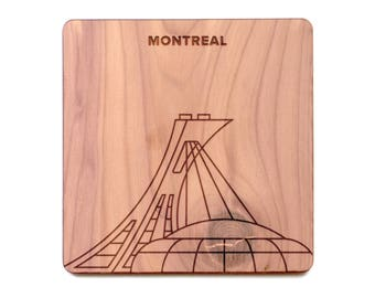 Montreal Coaster - Olympic Stadium