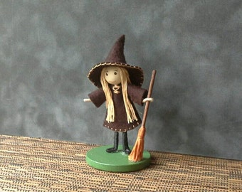 Kitchen Witch doll